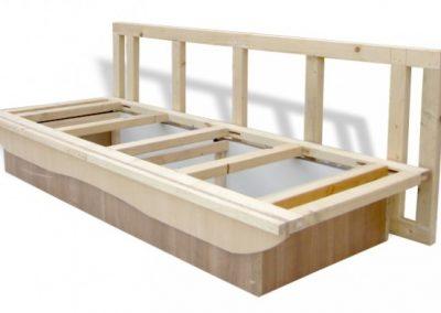 Stelaż tapicerski kanapy 04