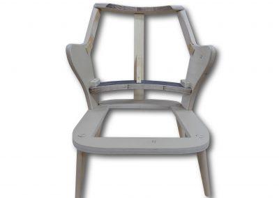 Stelaż tapicerski fotela 12